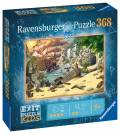 368 Teile Ravensburger Puzzle Exit Kids Das Piratenabenteuer 12954