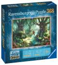368 Teile Ravensburger Puzzle Exit Kids Der magische Wald 12955