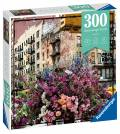 300 Teile Ravensburger Puzzle Moments Flowers in New York Relax Enjoy 12964