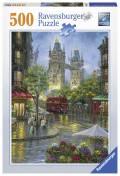 500 Teile Ravensburger Puzzle Malerisches London 14812