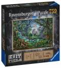 759 Teile Ravensburger Puzzle Exit 9: Einhorn 15030
