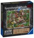 368 Teile Ravensburger Puzzle Exit Im Gewächshaus 16483