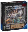 368 Teile Ravensburger Puzzle Exit In der Spielzeugfabrik 16484