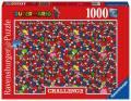 1000 Teile Ravensburger Puzzle Challenge Super Mario Bros 16525