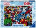 1000 Teile Ravensburger Puzzle Challenge Marvel 16562