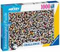 1000 Teile Ravensburger Puzzle Disney Challenge Mickey 16744