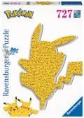 727 Teile Ravensburger Puzzle Pokemon Pikachu Shaped 16846