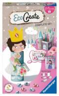 Ravensburger Upcycling Basteln EcoCreate Mini Princess Prinzessin 18131