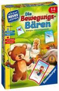 Ravensburger Spielend Neues Lernen Wettlaufspiel Die Bewegungs-Bären 20568