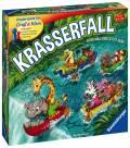 Ravensburger Kinderspiel Wettlaufspiell Krasserfall 20569