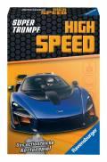 32 Blatt Ravensburger Kinder Kartenspiel Supertrumpf High Speed 20687
