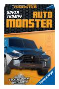 32 Blatt Ravensburger Kinder Kartenspiel Supertrumpf Auto Monster 20690