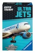 32 Blatt Ravensburger Kinder Kartenspiel Supertrumpf Ultra Jets 20691