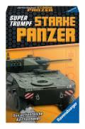 32 Blatt Ravensburger Kinder Kartenspiel Supertrumpf Starke Panzer 20692