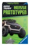 32 Blatt Ravensburger Kinder Kartenspiel Supertrumpf Heiße Prototypen 20694