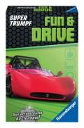 32 Blatt Ravensburger Kinder Kartenspiel Supertrumpf Fun and Drive 20699