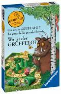 Ravensburger Kinderspiel Würfellaufspiel Wo ist der Grüffelo? 20833