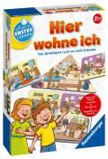 Ravensburger Spielend Erstes Lernen Sammelspiel Hier wohne ich 24710