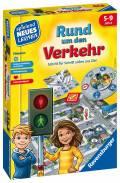 Ravensburger Spielend Neues Lernen Wettlaufspiel Rund um den Verkehr 24997