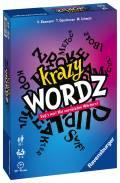 Ravensburger Familienspiel Partyspiel Krazy Wordz Sag's mir! Mit verrückten Wörter 26837
