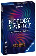 Ravensburger Familienspiel Kommunikationsspiel Nobody is perfect Extra Edition 26846