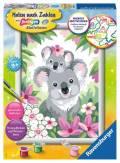 Ravensburger Malen nach Zahlen Classic Serie D Süße Koalas 28984