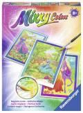 Ravensburger Mixxy Colors Wasserfarben Midi 3er Set Zauberhafte Märchenwelt 29115