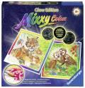 Ravensburger Mixxy Colors Wasserfarben Glow Edition 2er Set Süße Dschungeltiere 29120