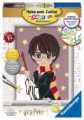 Ravensburger Malen nach Zahlen Classic Sonderserie E Harry Potter Harry 29296