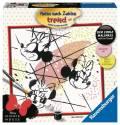Ravensburger Malen nach Zahlen Trend Serie Quadratisch Minnie Maus Minnie Style 29697