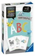 Ravensburger Kinder Kartenspiel Lernen Lachen Selbermachen ABC 80347