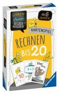 Ravensburger Kinder Kartenspiel Lernen Lachen Selbermachen Rechnen bis 20 80349