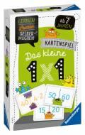 Ravensburger Kinder Kartenspiel Lernen Lachen Selbermachen Das kleine 1 x 1 80350