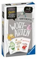 Ravensburger Kinder Kartenspiel Lernen Lachen Selbermachen Wortarten 80353