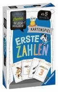 Ravensburger Kinder Kartenspiel Lernen Lachen Selbermachen Erste Zahlen 80658