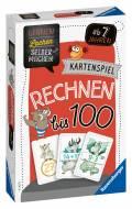Ravensburger Kinder Kartenspiel Lernen Lachen Selbermachen Rechnen bis 100 80660
