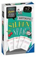 Ravensburger Kinder Kartenspiel Lernen Lachen Selbermachen Silbenspaß 80661