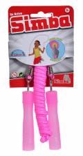 Simba Outdoor Spielzeug Seilspiel Springseil Skipper pink 107306003