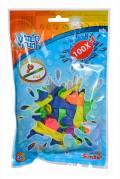Simba Outdoor Wasserspielzeug 100 Wasserbomben Water Fun 107796010