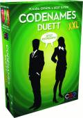 Czech Games Edition Familienspiel Kommunikationsspiel Codenames Duett XXL CGED0047