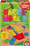 Schmidt Spiele Meine Lieblingsspiele Geschicklichkeitsspiel Nagelmosaik 40532
