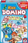 Schmidt Spiele Meine Lieblingsspiele Zuordnungsspiel Domino Kids 40539