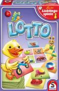 Schmidt Spiele Meine Lieblingsspiele Zuordnungsspiel Lotto 40546