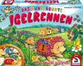 Schmidt Spiele Kinderspiel Würfellaufspiel Das kunterbunte Igelrennen 40548