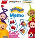 24 Karten Schmidt Spiele Legekartenspiel Memo Teletubbies 40584