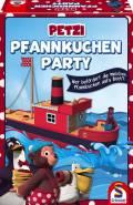 Schmidt Spiele Kinderspiel Wettlaufspiel Petzi Pfannkuchenparty 40585