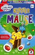 Schmidt Spiele Meine Lieblingsspiele Geschicklichkeitsspiel Klettermäuse 40587