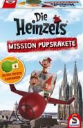 Schmidt Spiele Kinderspiel Aktion Die Heinzels Mission Pupsrakete 40592