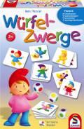 Schmidt Spiele Kinderspiel Würfelspiele, Merk- & Suchspiele Würfelzwerge 40596