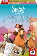 Schmidt Spiele Kinderspiel Strategiespiel Spirit Abenteuer in Miradero 40601